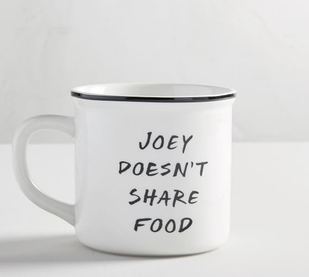 Friends Joey Doesn't Share Mug