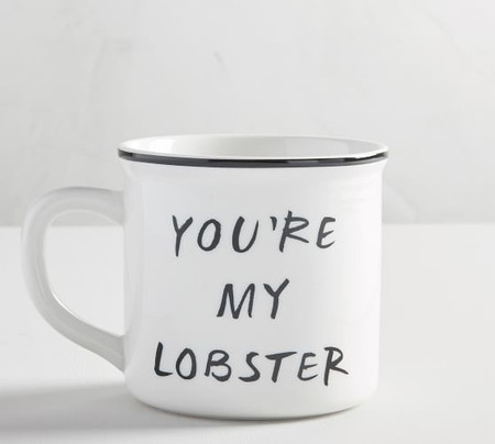 Friends You're My Lobster Mug