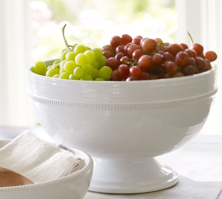 Gabriella Footed Serving Bowl