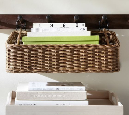 Gabrielle System Hanging Tray Basket
