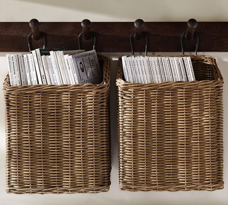 Gabrielle System Hanging Utility Basket