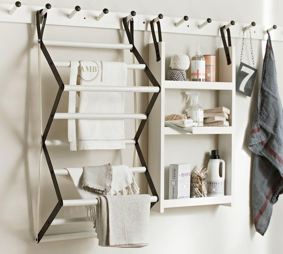 Gabrielle System Wood Drying Rack