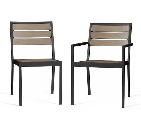 Grenada Stacking Dining & Armchairs