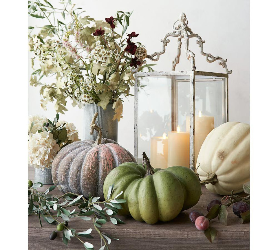 Faux Pumpkins Pottery Barn Canada