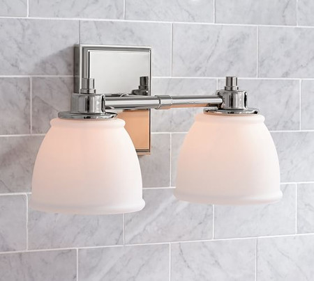Hayden Traditional Double Sconce