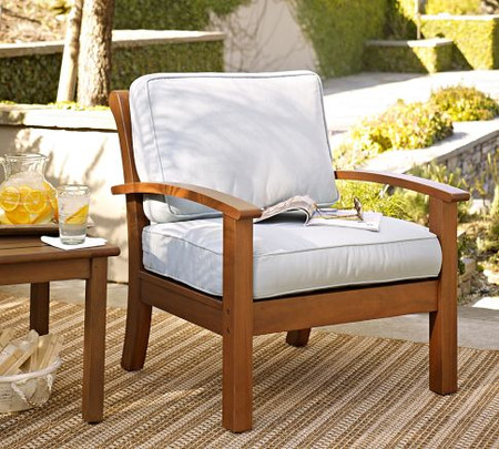 Chatham Armchair, Honey