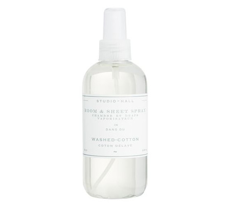 K. Hall Washed Cotton Room Spray