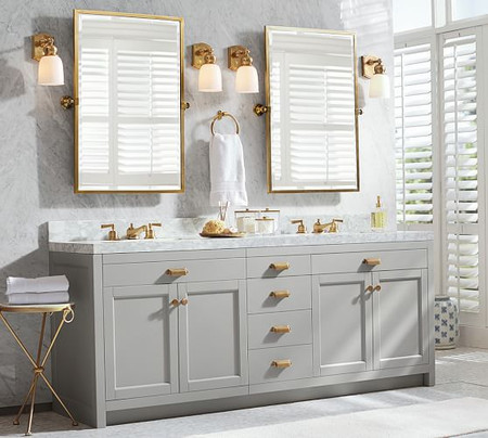 Kensington Rectangular Pivot Mirror