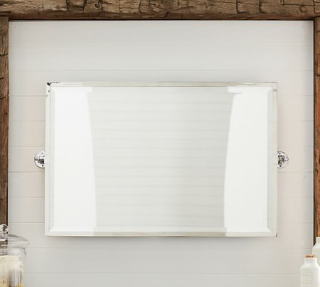 Kensington Double Wide Pivot Mirror