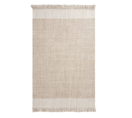 Kian Eco-Friendly Indoor/Outdoor Rug - Khaki