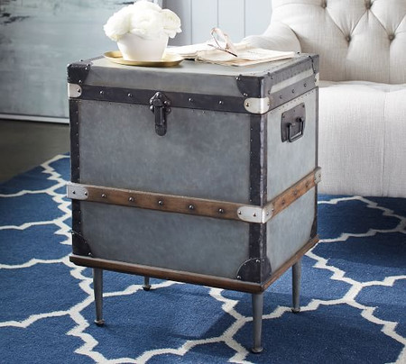 Kirkwood Trunk End Table