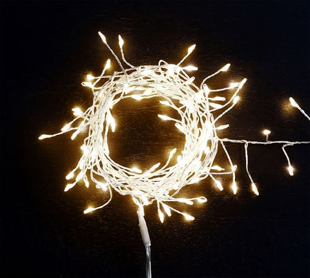 LED Infinity Garland String Lights