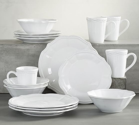 Leila 16-Piece Dinnerware Set