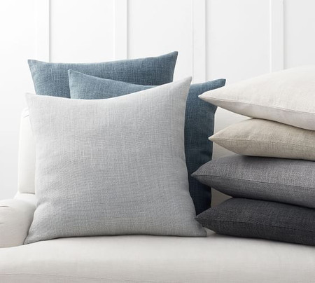 Belgian Linen Pillow Covers