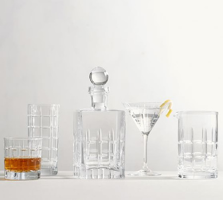 Library Glassware Collection