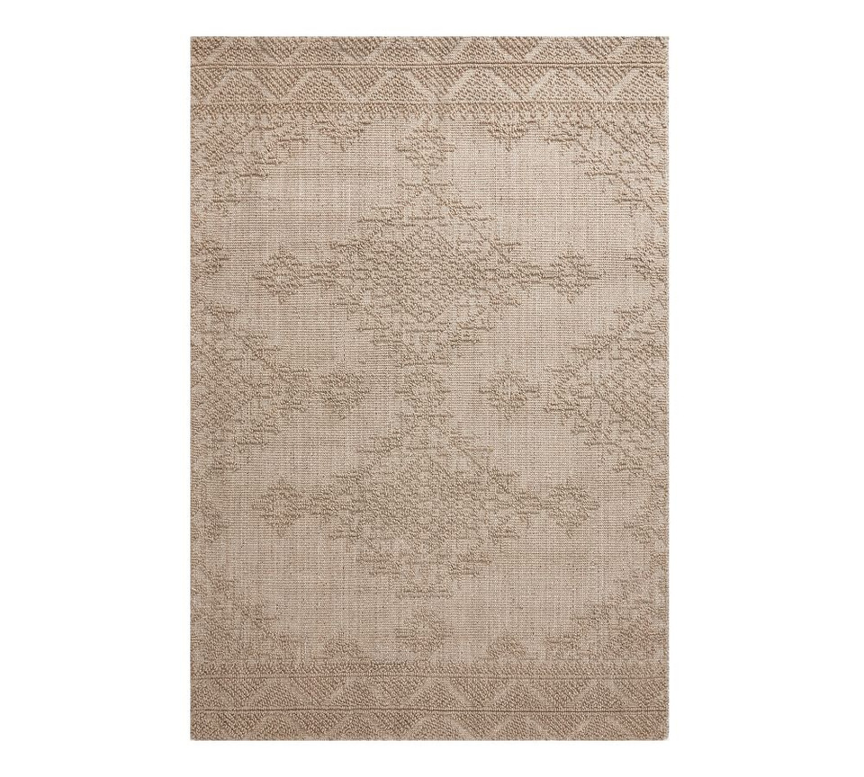 Lillia Eco-Friendly Easy Care Rug - Neutral