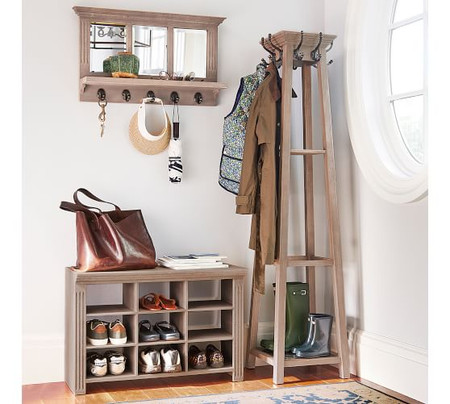 Livingston Mango Wood Entryway Collection