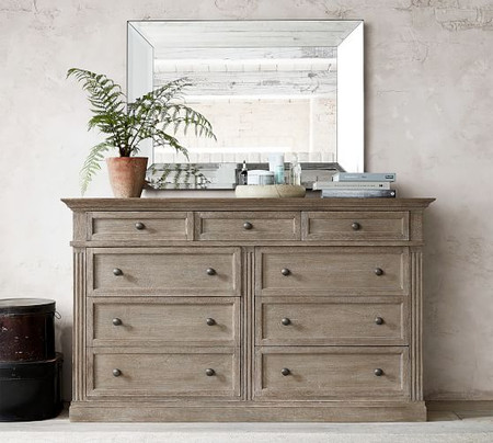 Livingston 9-Drawer Extra Wide Dresser