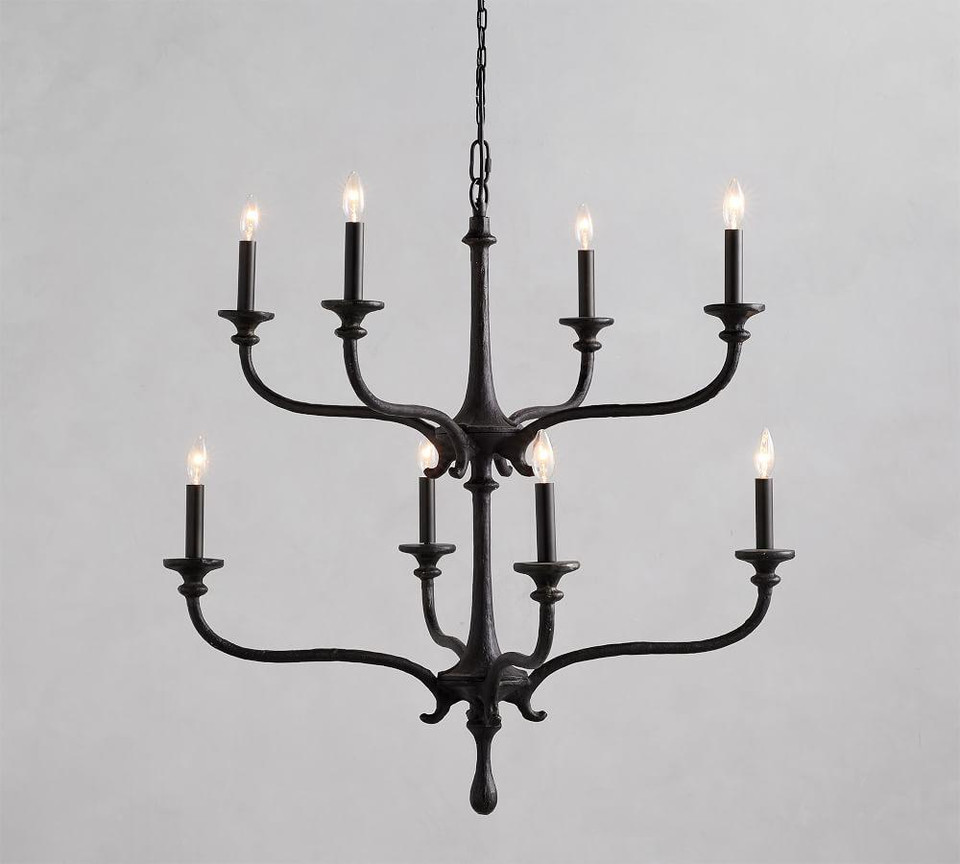 Lockhart Two Tier Chandelier