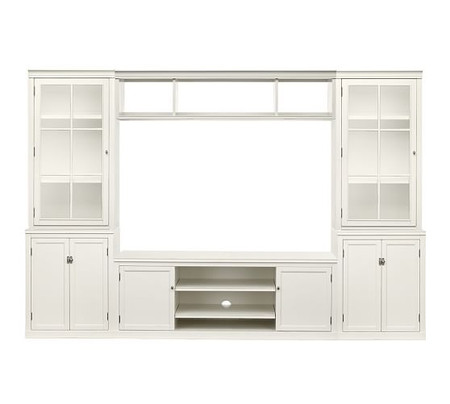 Logan 6-Piece Entertainment Center