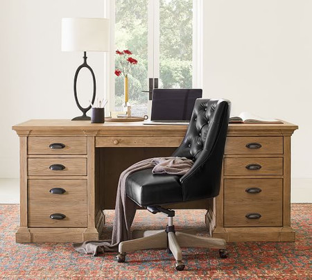 Lucca Executive Desk