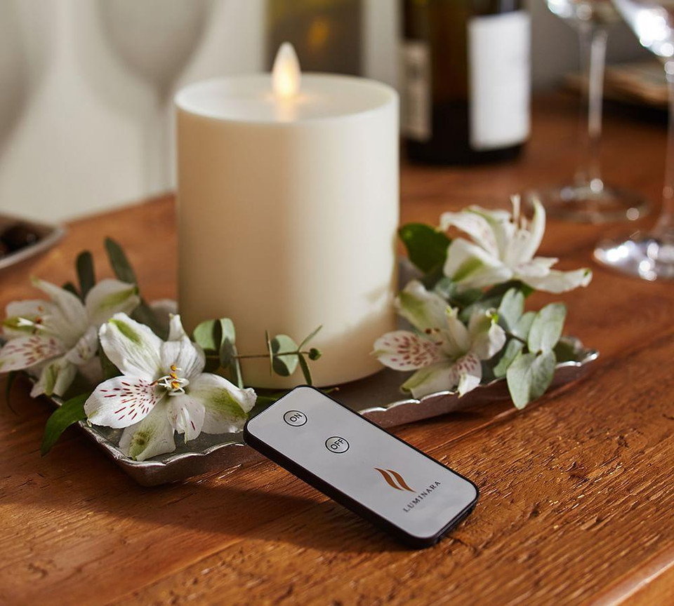 Premium Flicker Flameless Candle Remote Control