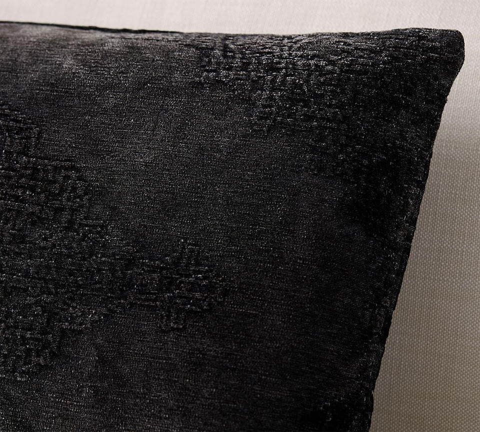 Maddie Textured Lumbar Pillow Covers