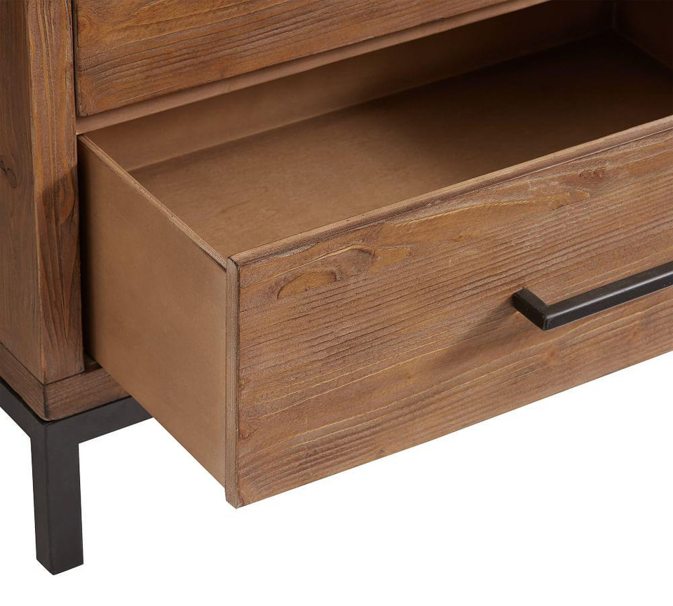 Malcolm 6 Drawer Extra Wide Dresser Pottery Barn Canada