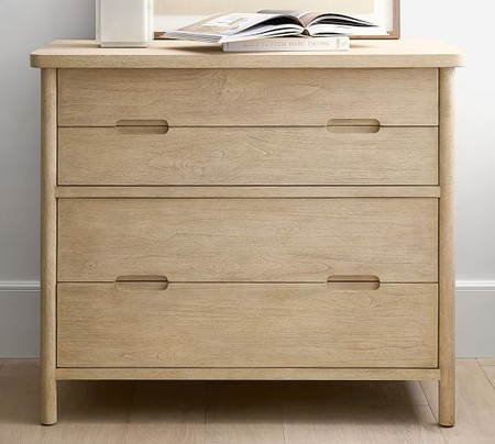 Manzanita 4-Drawer Dresser