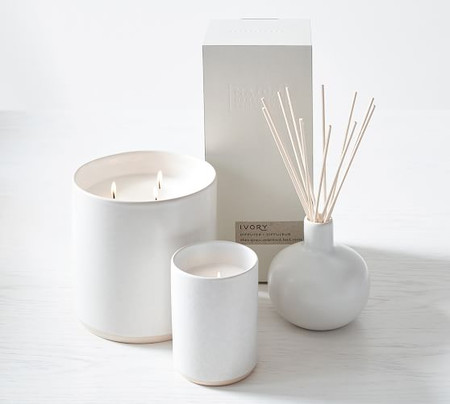 Mason Ceramic Scent Collection - White Spruce