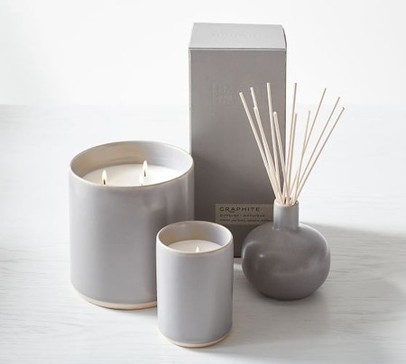 Mason Ceramic Scent Collection - Grey Oak