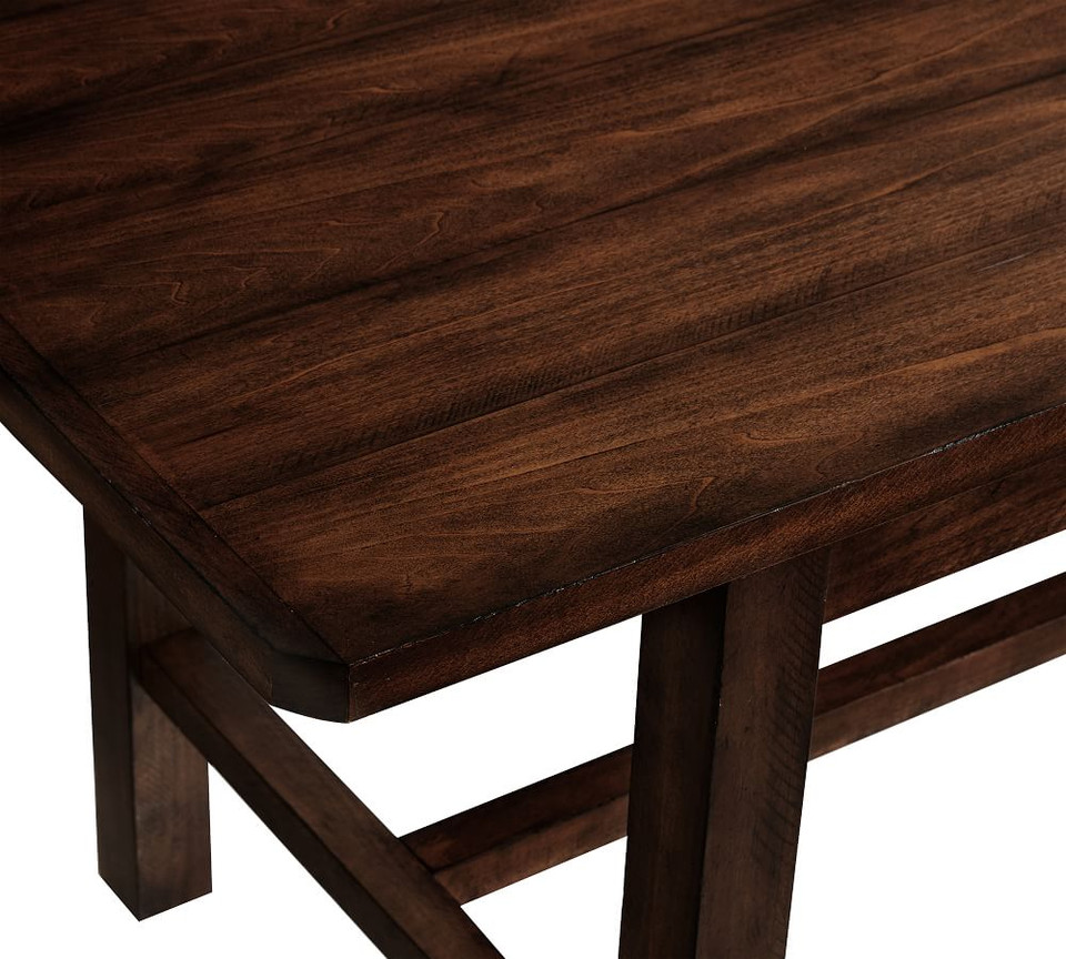 Mateo Extending Dining Table Pottery Barn Ca