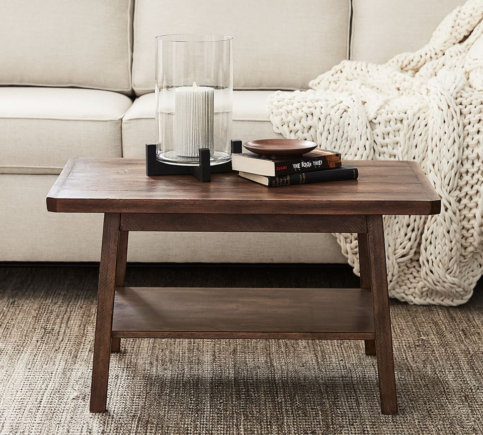 Mateo Coffee Table Pottery Barn Canada