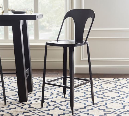 Maxx Metal Bar & Counter Stools