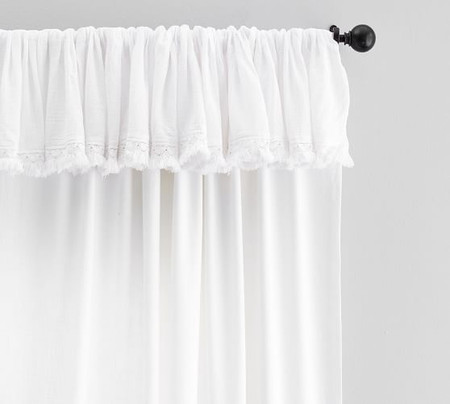 Nailah Ruffle Curtain