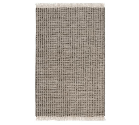 Oden Recycled Material Indoor/Outdoor Rug - Charcoal
