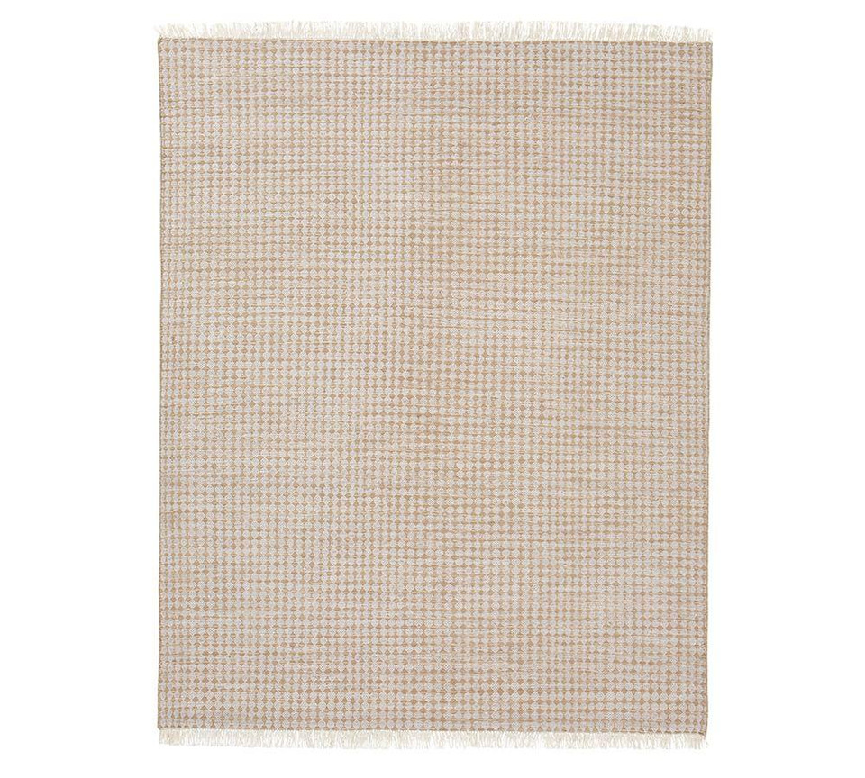 Oden Recycled Material Indoor Outdoor Rug Warm Pottery