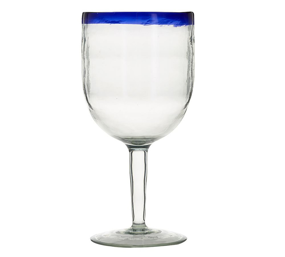On the Rocks Acrylic Goblet