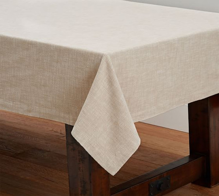 Organic Cotton Casual Tablecloth