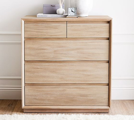 Pacific 5-Drawer Dresser