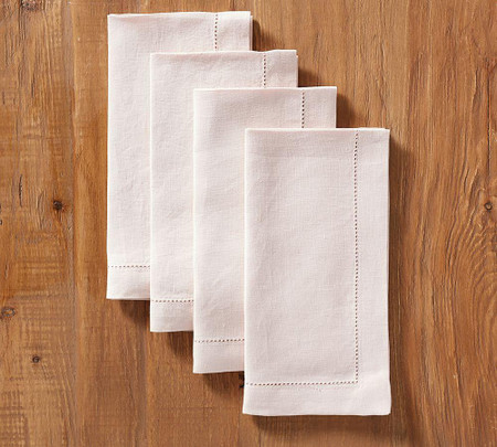 PB Classic Napkin, Set of 4 - Soft Rose