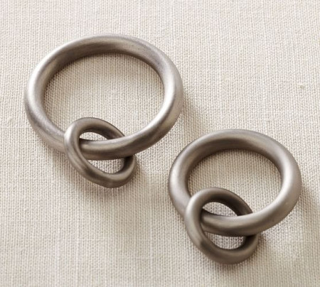 Pewter Round Rings
