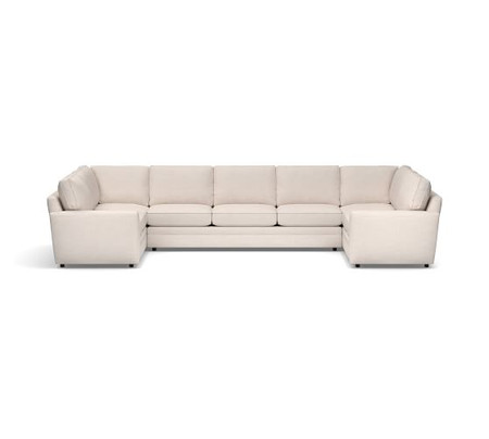 Pearce Square Arm Upholstered U- Sectional