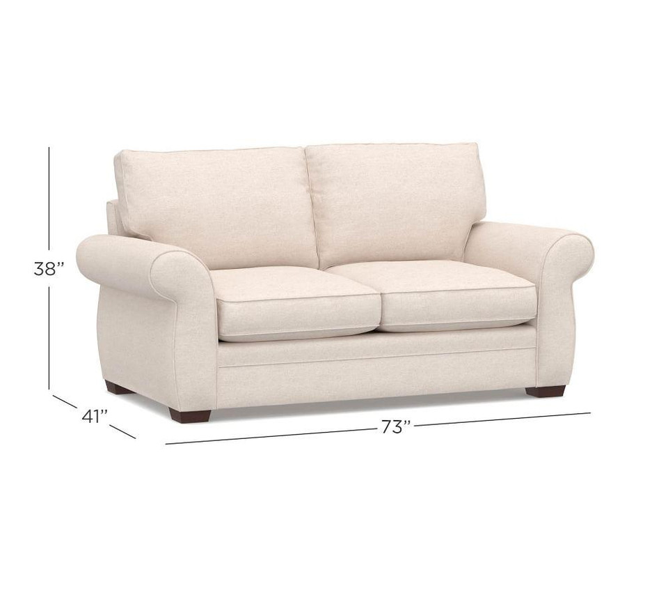 Pearce Roll Arm Upholstered Sofa