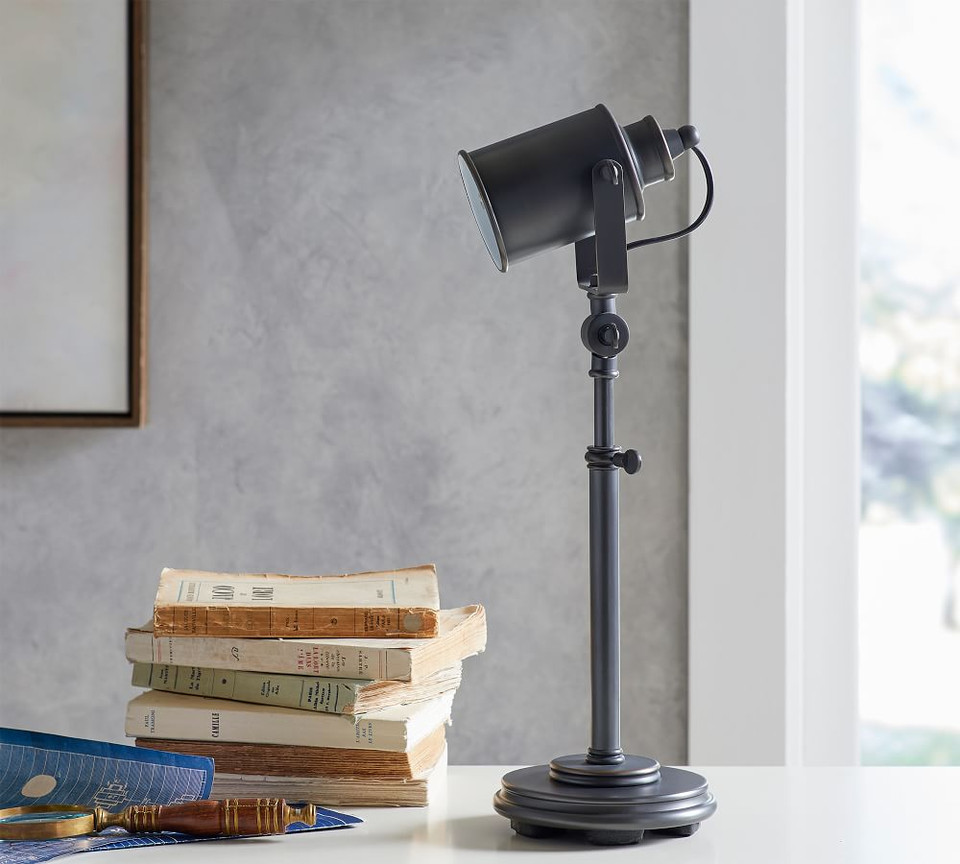 Photographer's Task Table Lamp