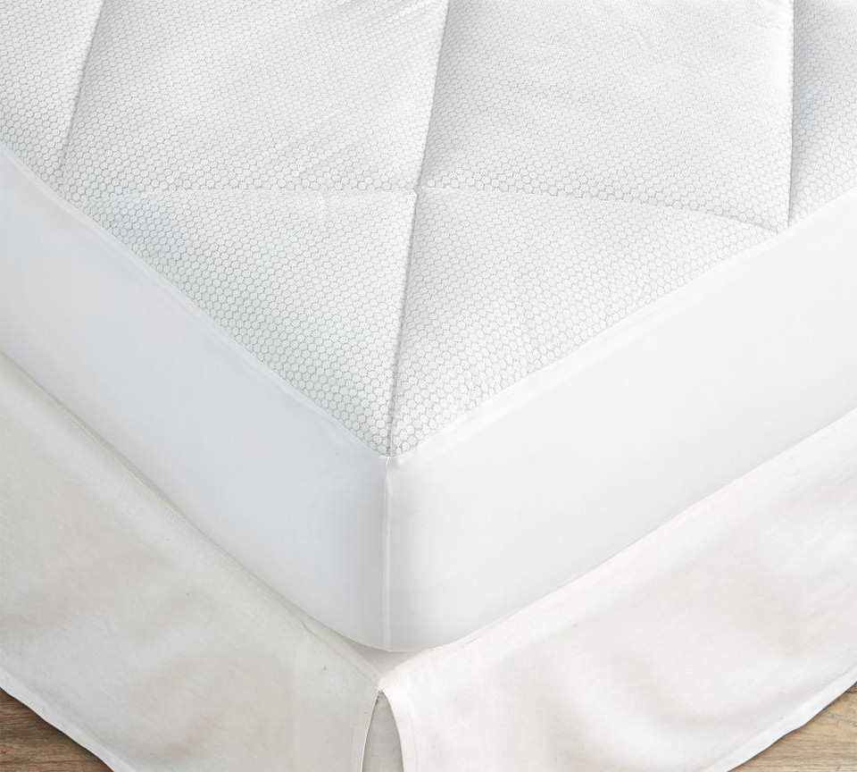 Polar Point&#8482 Cool Touch Mattress Pad