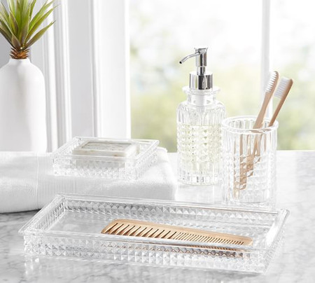 Pressed Glass Accessories