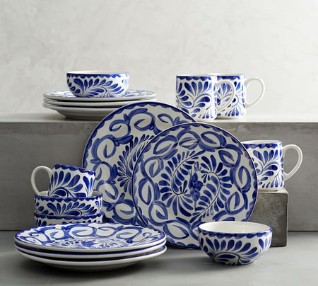 Puebla 16-Piece Dinnerware Set