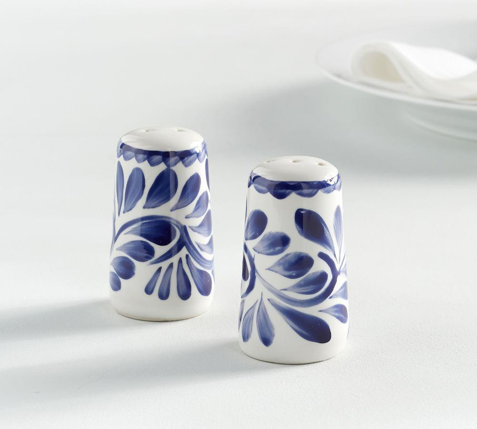 Puebla Salt & Pepper Shakers