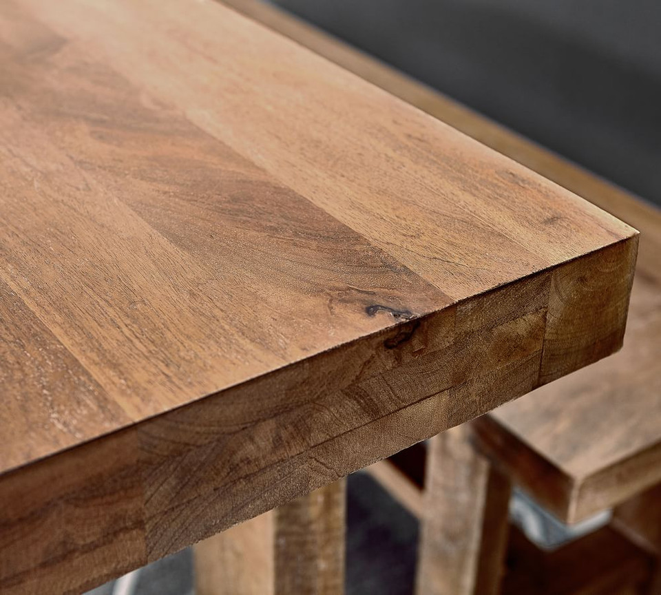 Reed Extending Dining Table Pottery Barn Ca